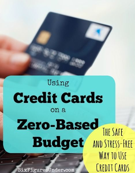 Does using credit cards on a zero-based budget seem like an impossibility to you?  It did to me at first, too. As it turns out, credit cards work extremely well with our YNAB zero-based budget.  In fact, it's probably the safest way to use a credit card!