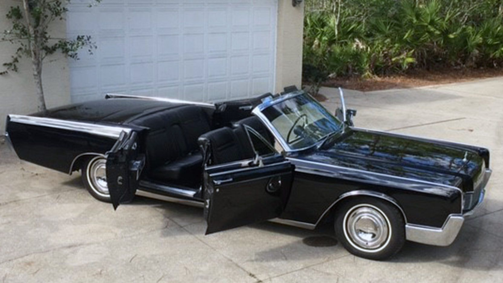 1967 Lincoln Continental Convertible 4 Print Image