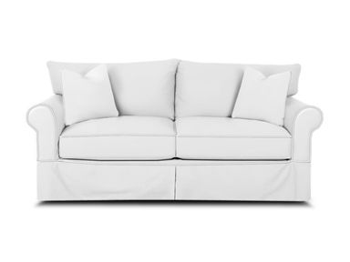 Shop For Klaussner Jenny Sofa, D16100 S, And Other Living Room Sofas At  Klaussner Home Furnishings In Asheboro, North Carolina. The Resonant Good  Looks And ...