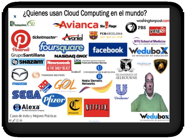 Gratis seminario de computacion en la nube en http