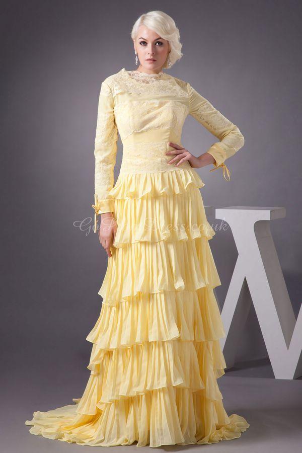 Chiffon Dresses Plus Size  Dresse White Dress