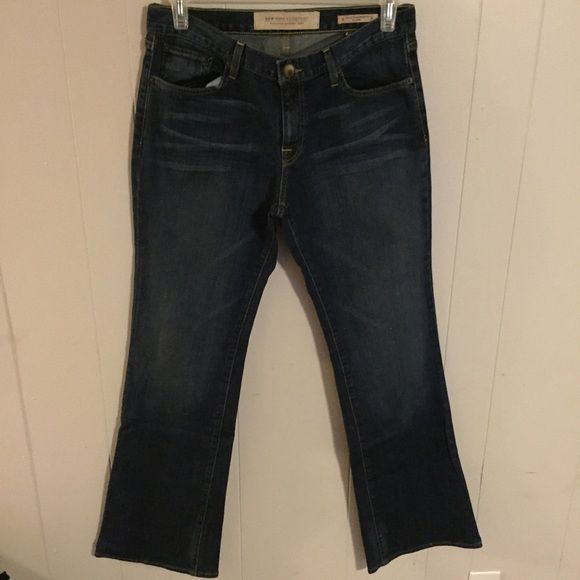 REDUCED‼️✔️New York & Company Premium Denim New without tags. Never worn. Premium denim. Great wash. Boot cut. New York & Company Jeans Boot Cut
