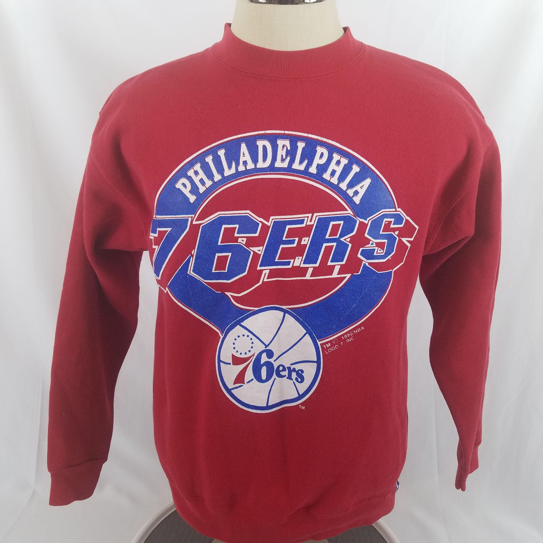76ers Sweatshirt Mens