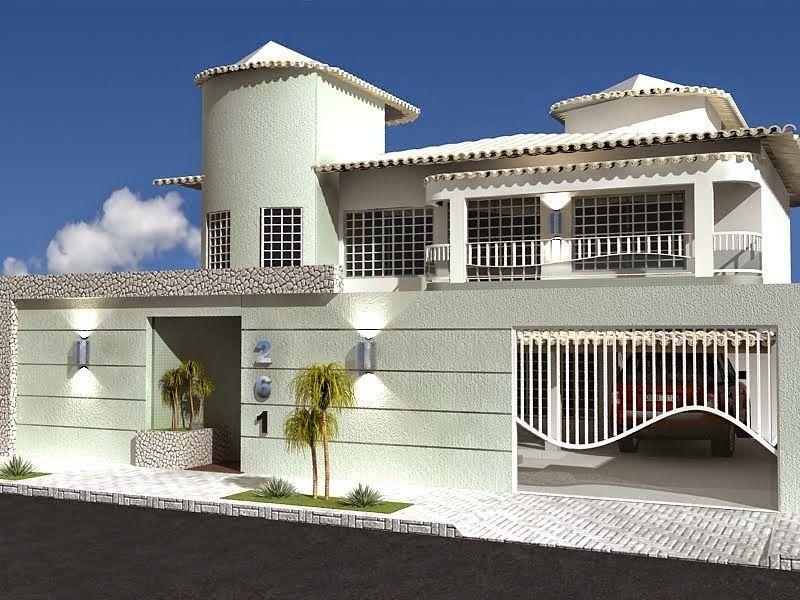 Decor salteado blog de decora o e arquitetura 20 - Ceramica para fachadas casas ...