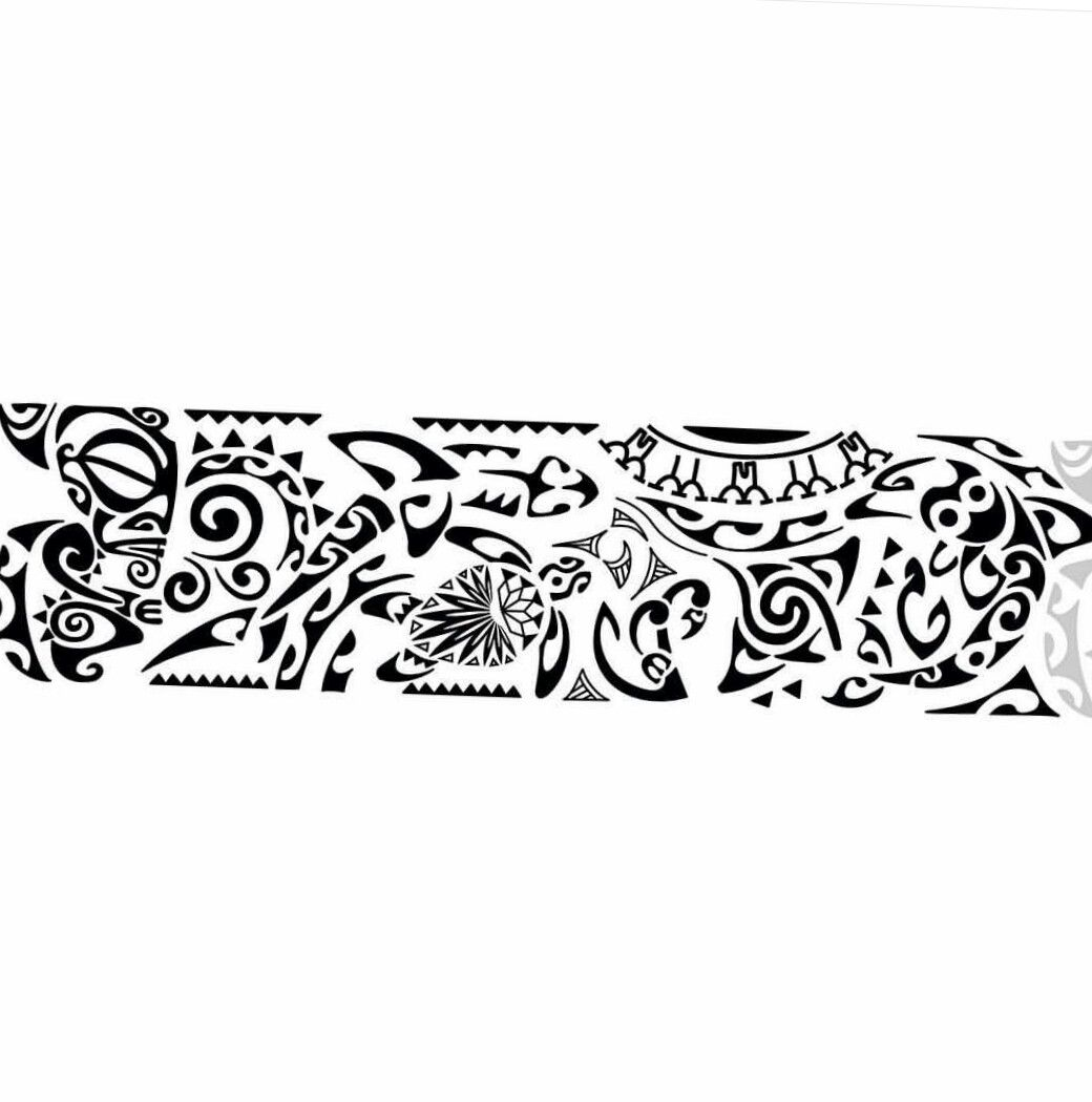 Tatuajes Polinesios, Tatuaje Maori
