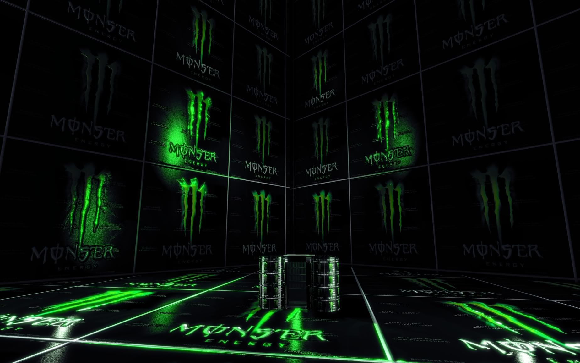 Monster Energy Google Chrome Theme Monster Energy Drink