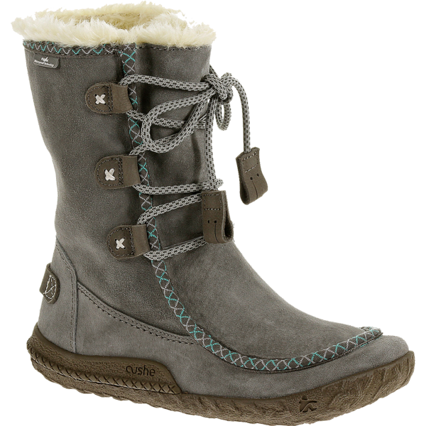 Cushe Womens Grey Boots Clare Wp