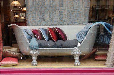 Claw Foot Tub Sofa