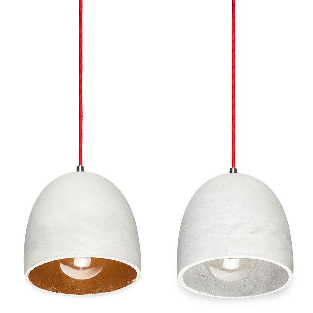 hängeleuchte, lamp, lights, puristisch, leuchte, beton, robust ... - Wohnzimmer Gestaltung Puristisch