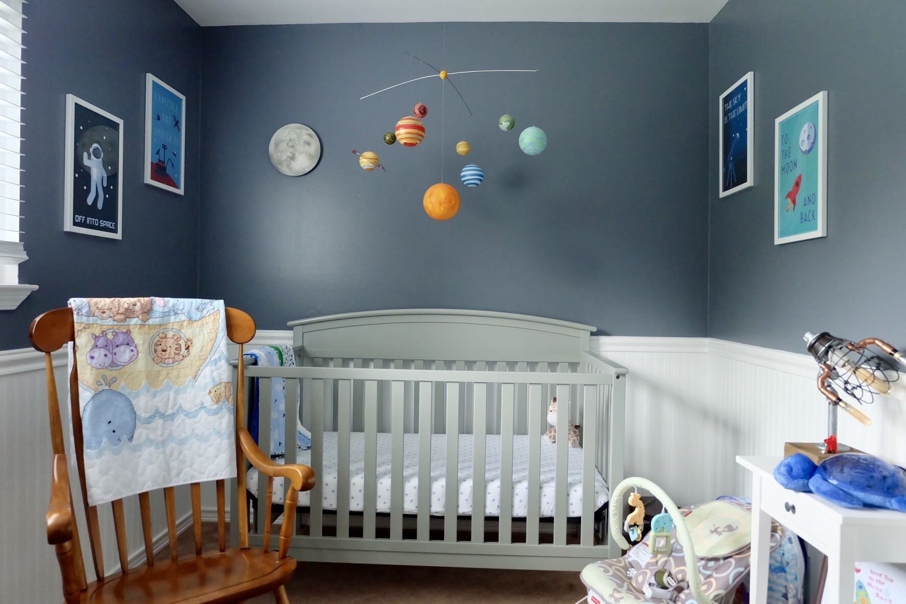 Space Themed Nursery Space Themed Nursery Outer Space Nursery
