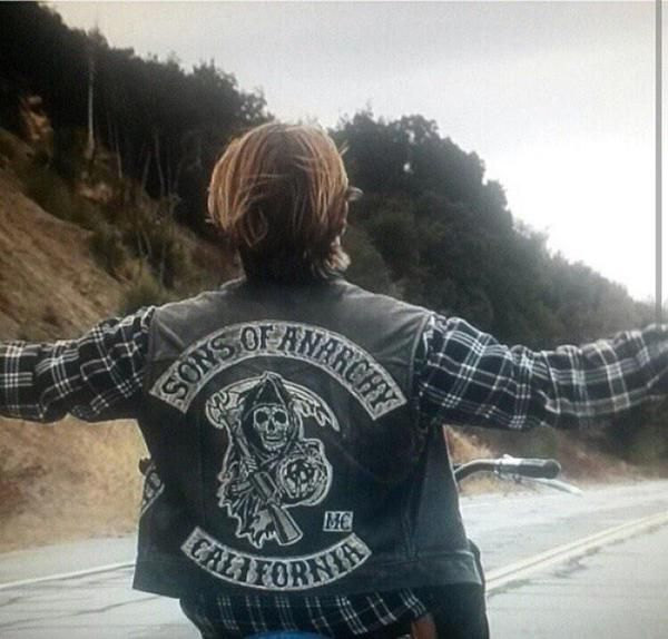 The Final Ride Sons Of Anarchy Charlie Hunnam Jax Teller