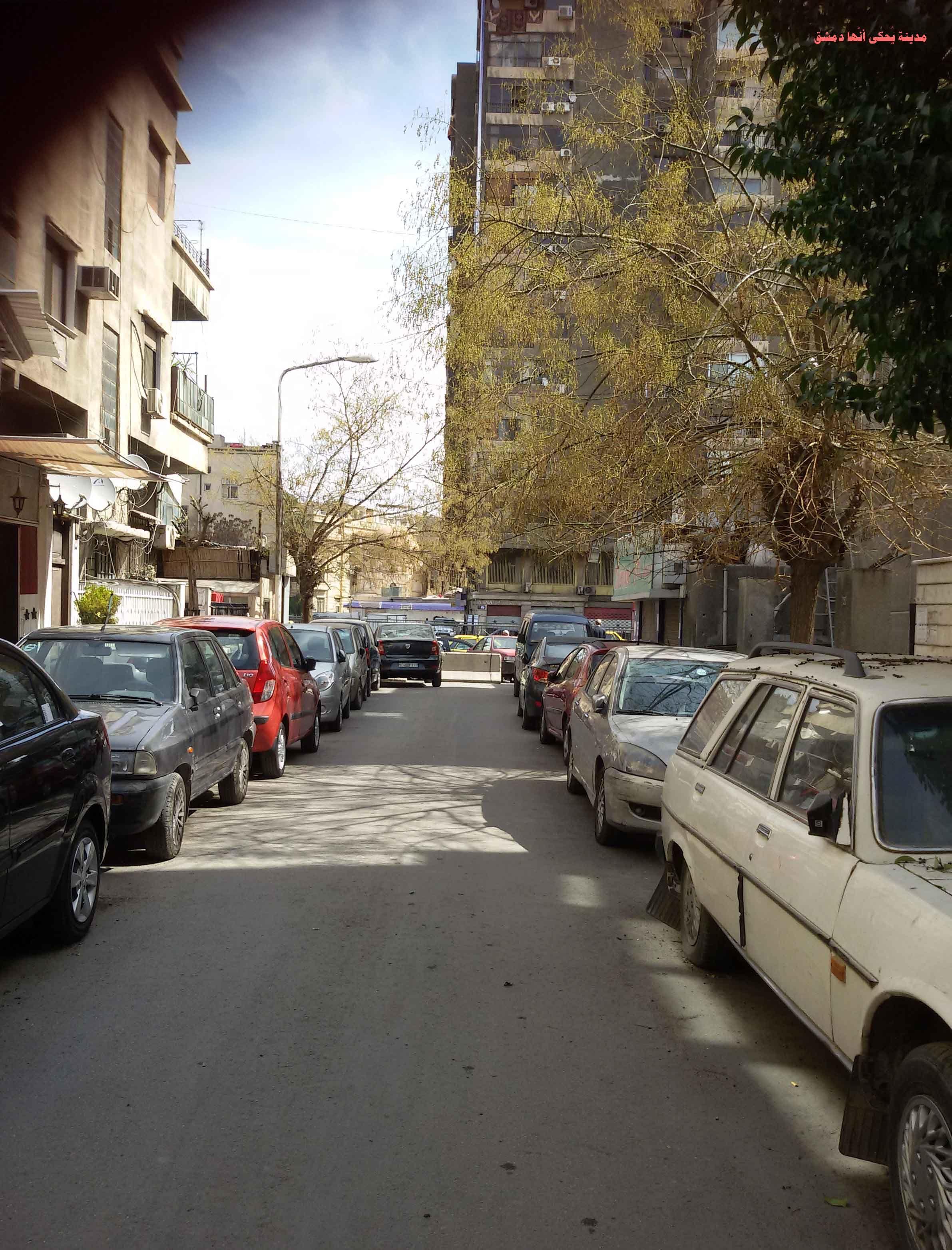 عين الكرش دمشق مدينة ي حكى أن ها دمشق Road Vehicles Highway