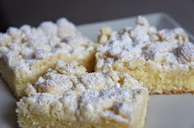 Photo of RECIPE: gluten-free crumble cake