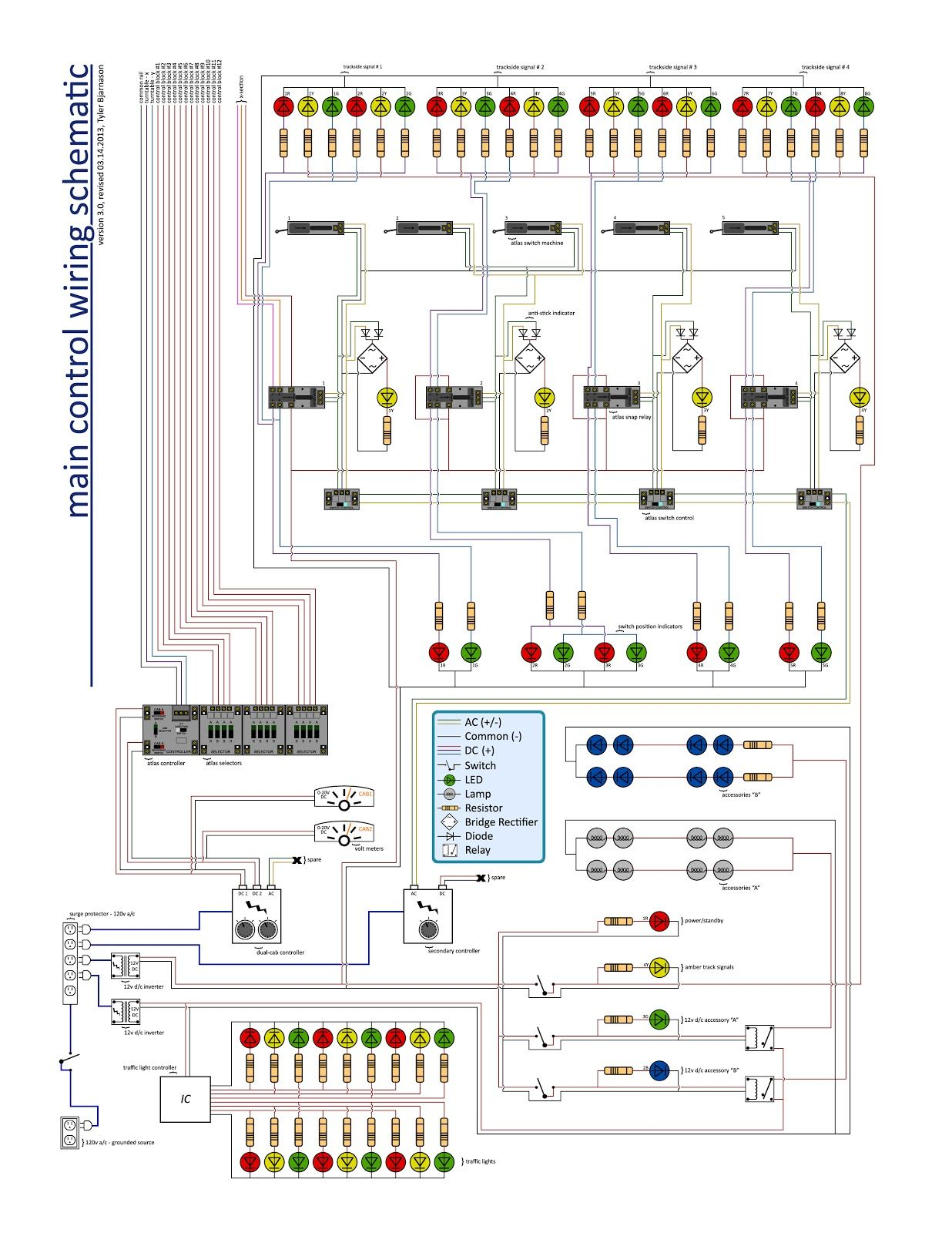 Dcc Train Wiring Diagram For - dcc locomotive wiring diagram ... on
