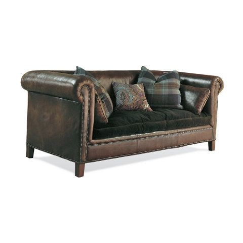 Brompton Sofa Sofas Loveseats Furniture Products Ralph Lauren Home Ralphlaurenhome