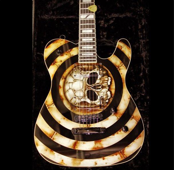 ZAKK WYLDE chords | E-Chords.com