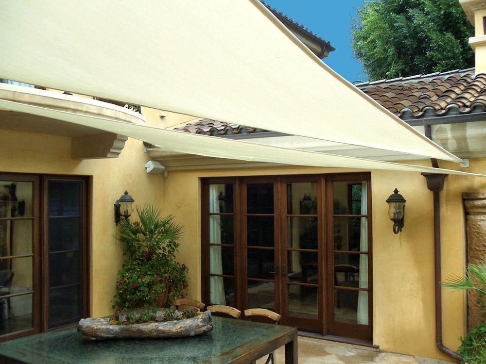 Shade Sail Patio Covers Superior Awning Patio shade
