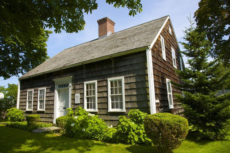 House Style Guide To The American Home Cape Cod Cape