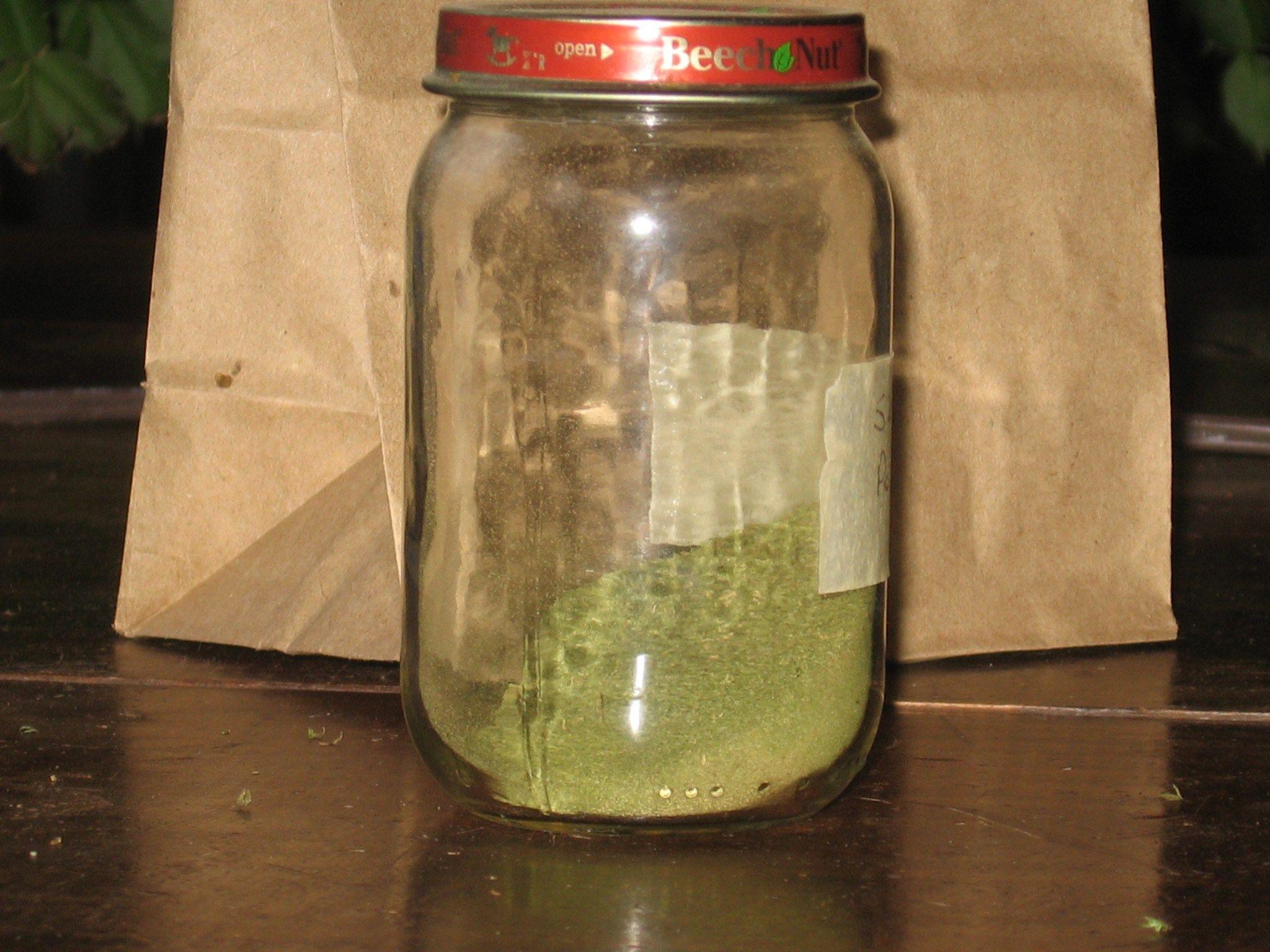 Yarrow Styptic Powder