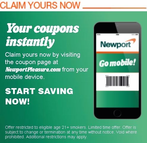 image about Printable Grizzly Tobacco Coupons called Tobacco Barn Coupon