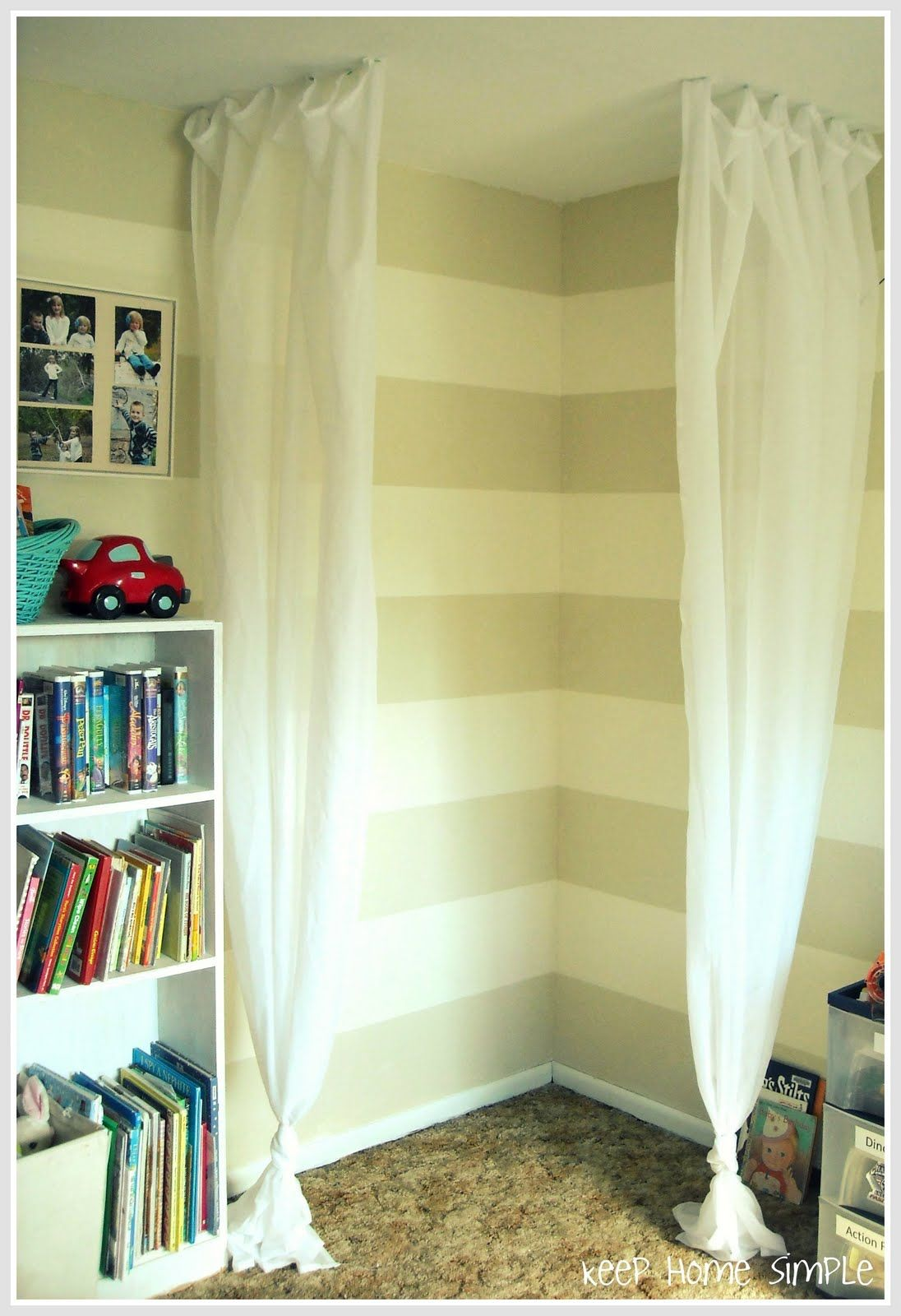 Keep Home Simple: Simple Reading Nook | Interior Design and ...