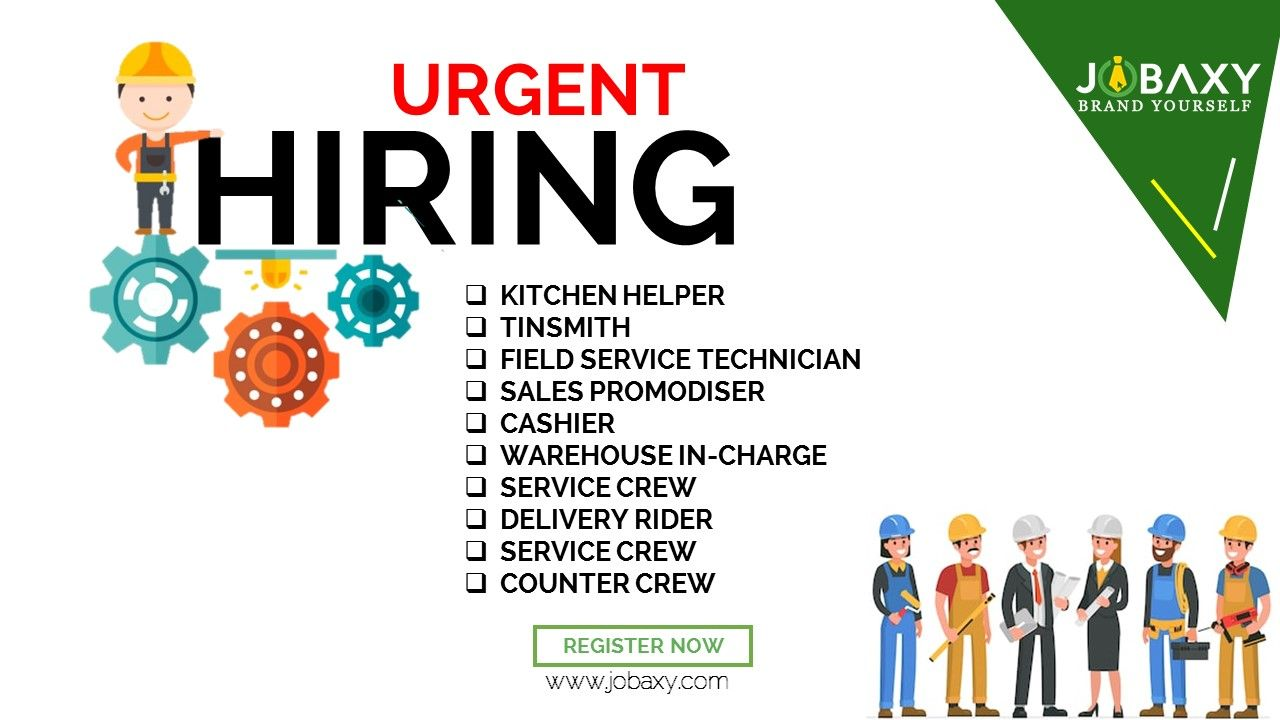 Pin by Jobaxy on Job Vacancies Company job, Recruitment