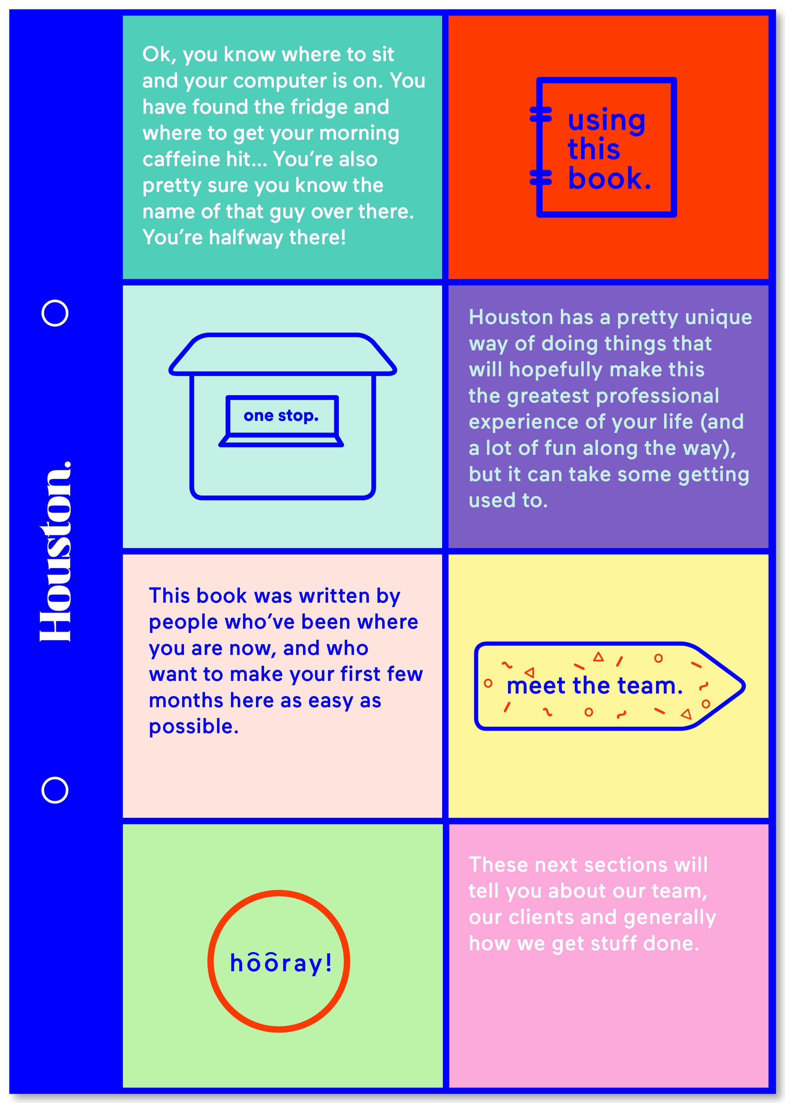 Houston Employee Handbook  WwwCarolinegilroyCom  Hi