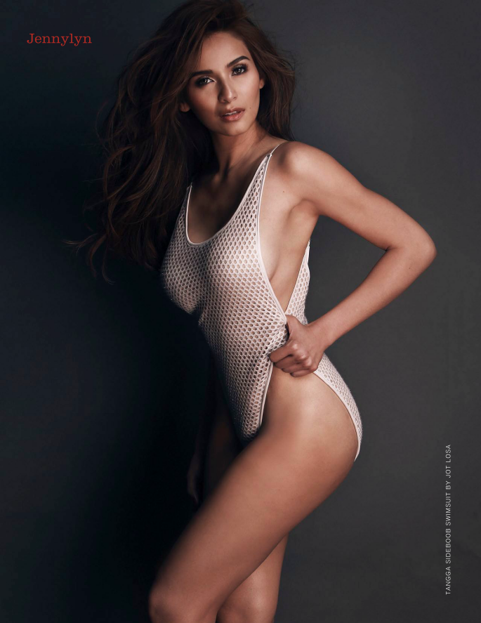 Jennylyn Mercado For Fhm Philippines 2016  Hot Filipina -7516