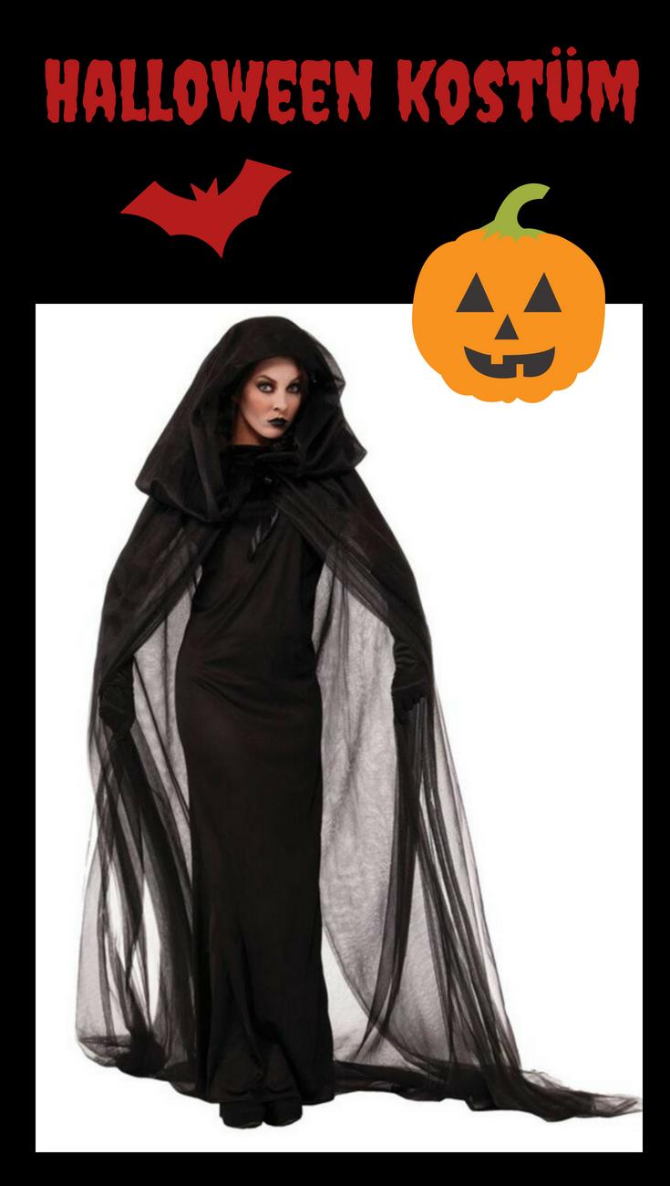 Lichter, um raum zu schmücken damen halloween kostüm für erwachsene schwarz lang geist halloween