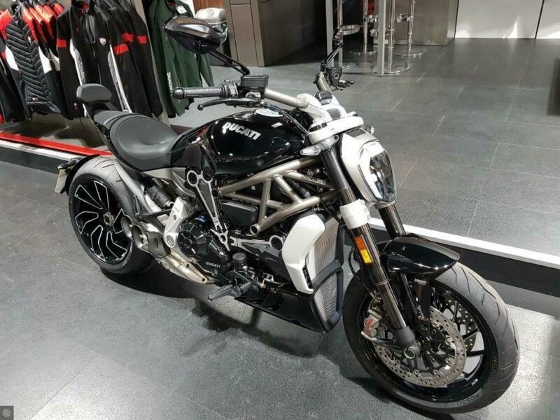 Ducati Xdiavel S Bike Trac Tracker Now Included Ducati Xdiavel S