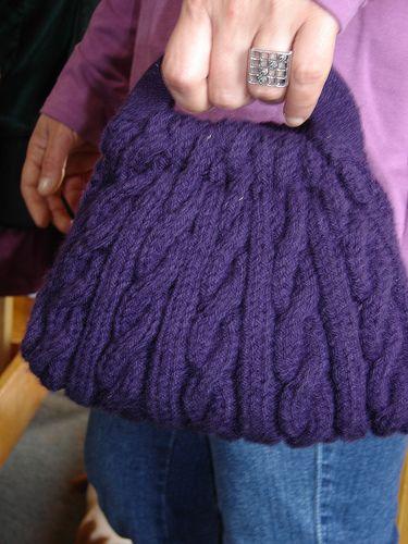 Bolsa de tricô | Flickr - Photo Sharing!