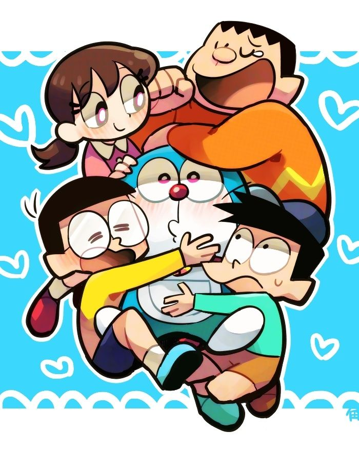 Doraemon by hakurinn0215 on DeviantArt