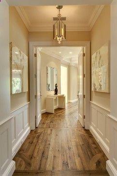 White Wood Medium Floors