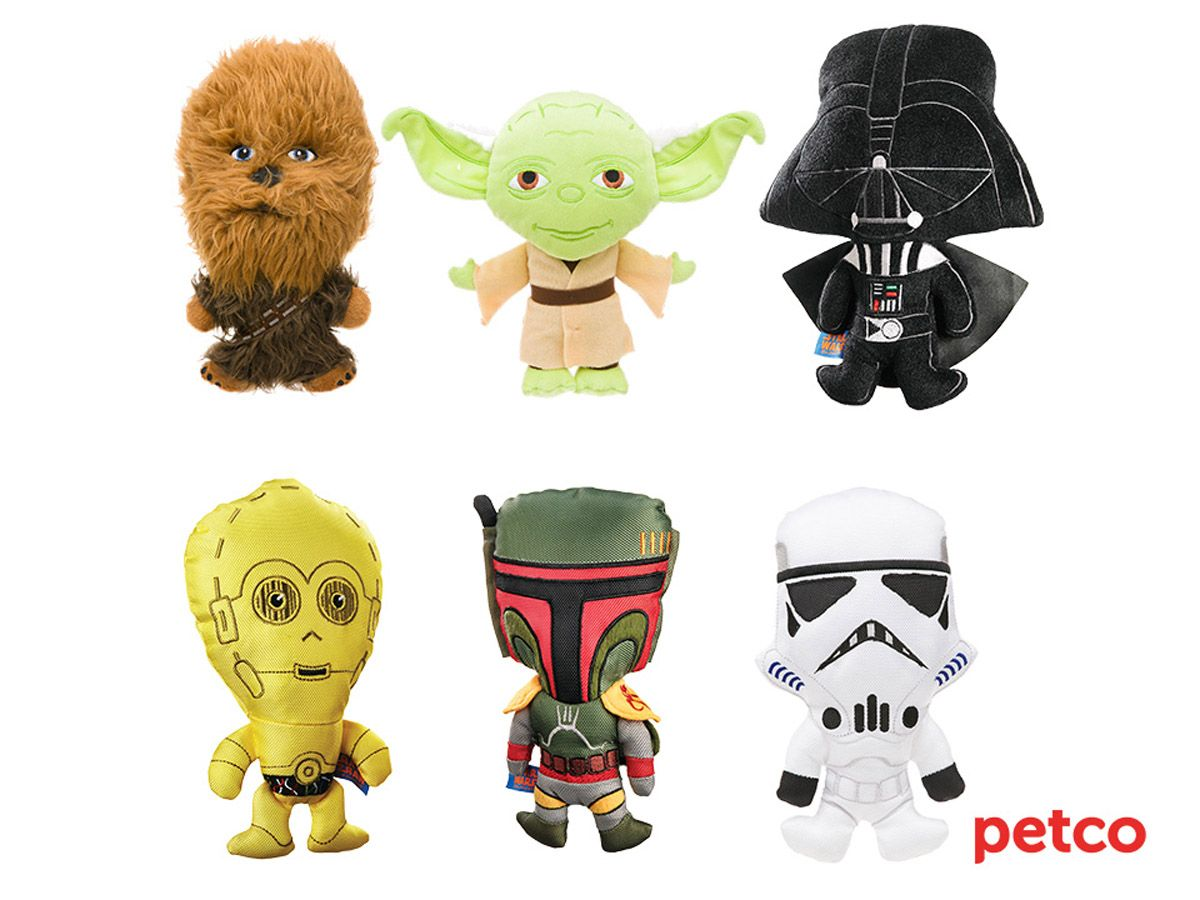 Star Wars Dog Toys At Petco With Images War Dogs Dog Toys Petco