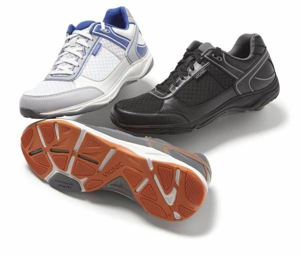 Vionic's Active Men's Walking Shoe - Comfort Cushioning and More | FIDO Friendly