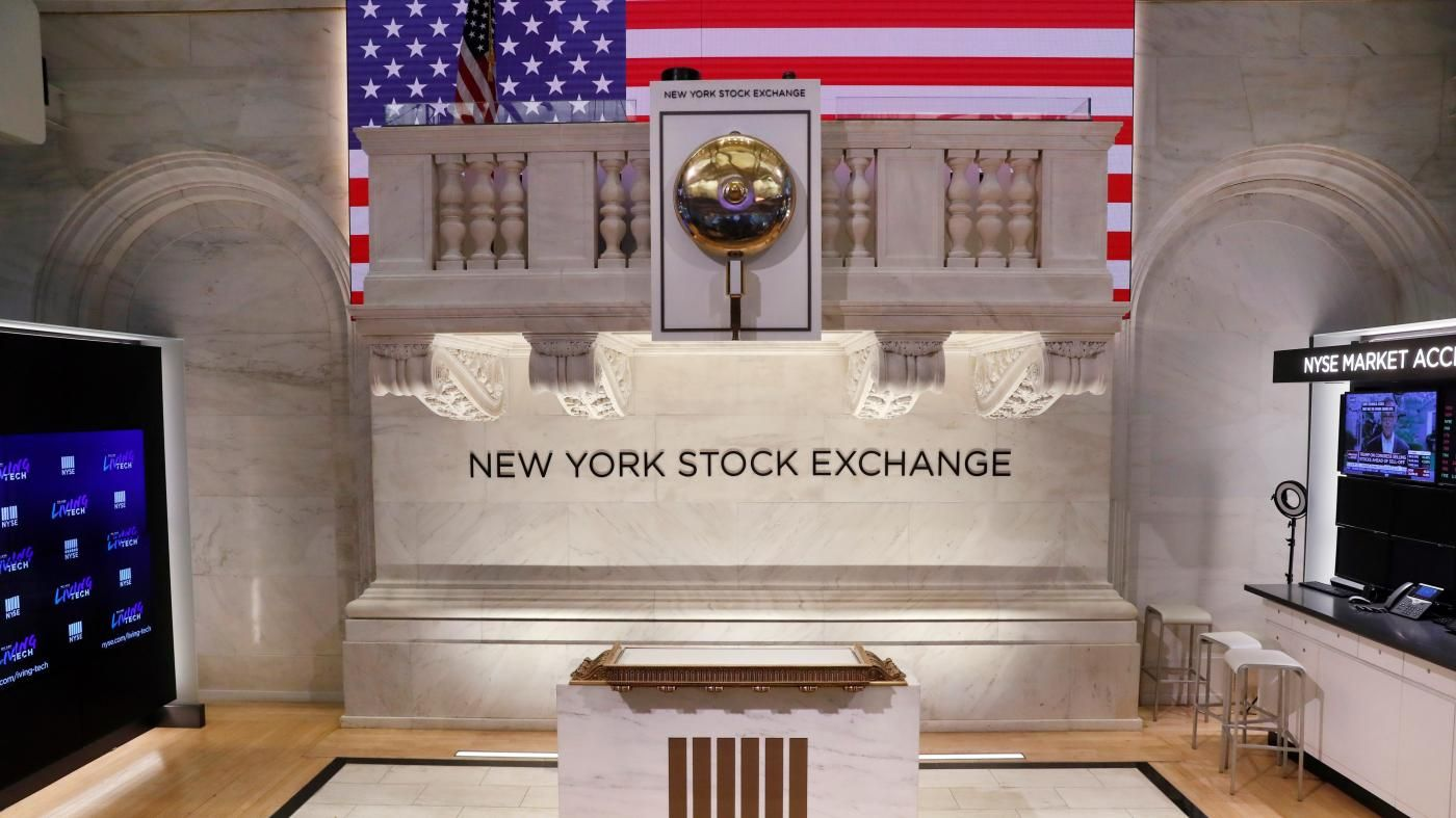 For the first time in 228 years, the New York Stock