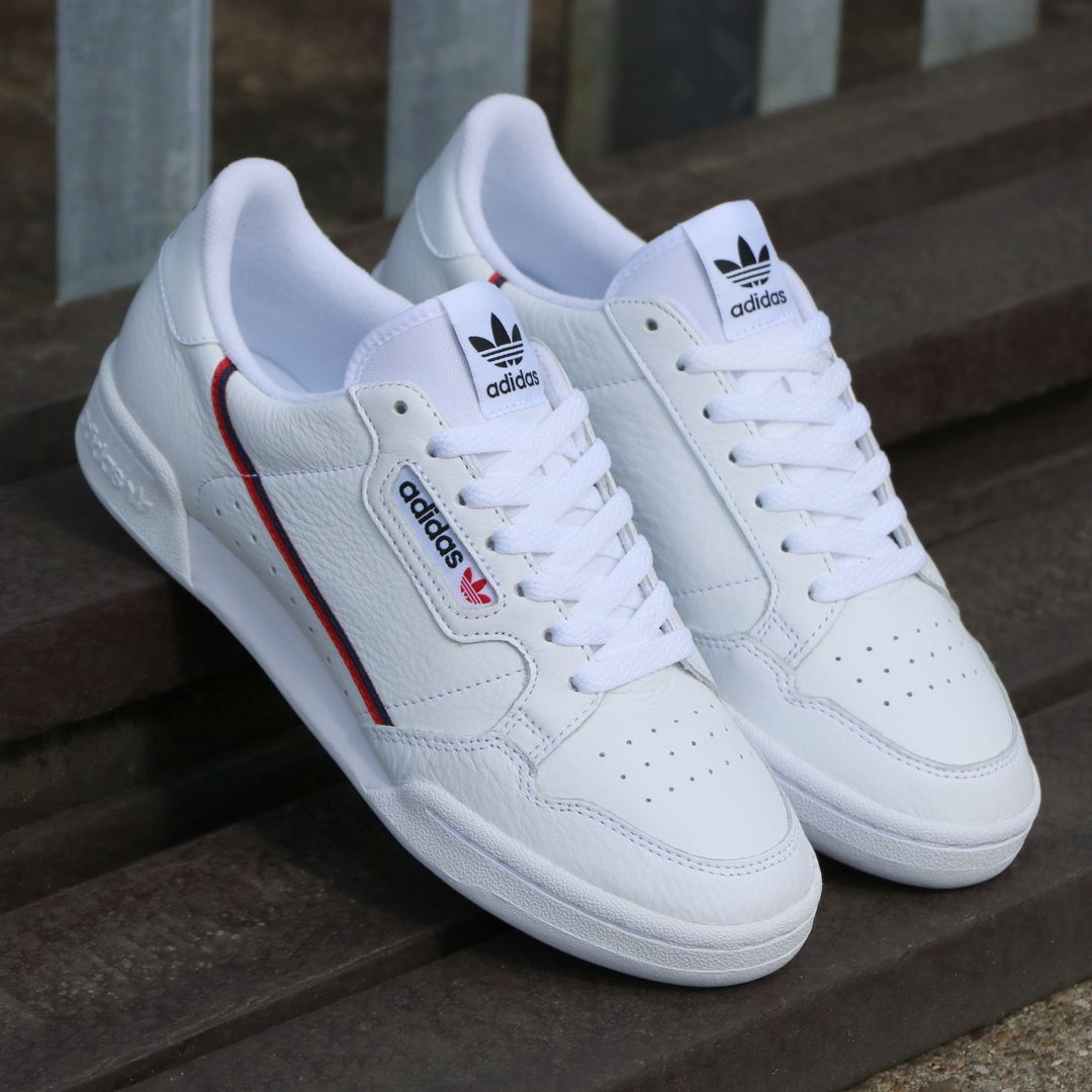 on sale 37341 4aa1a Stocks Fully Loaded on Totally 80s - adidas Continental trainer an 80s  adidas tennis style crafted