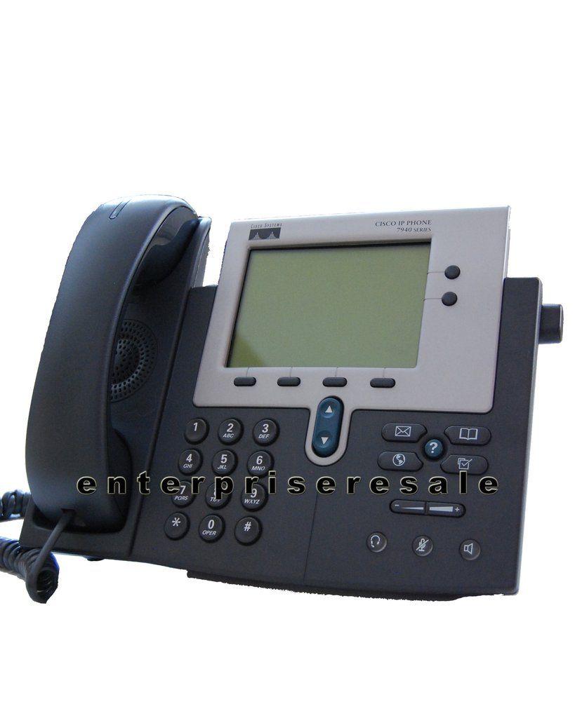 Cisco 7940g Ip Phone Cp 7940 Refurbished