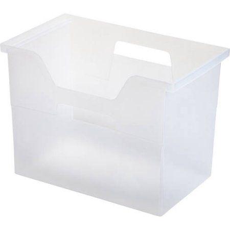 Office Supplies Organizing Paperwork Plastic Box Storage Storage