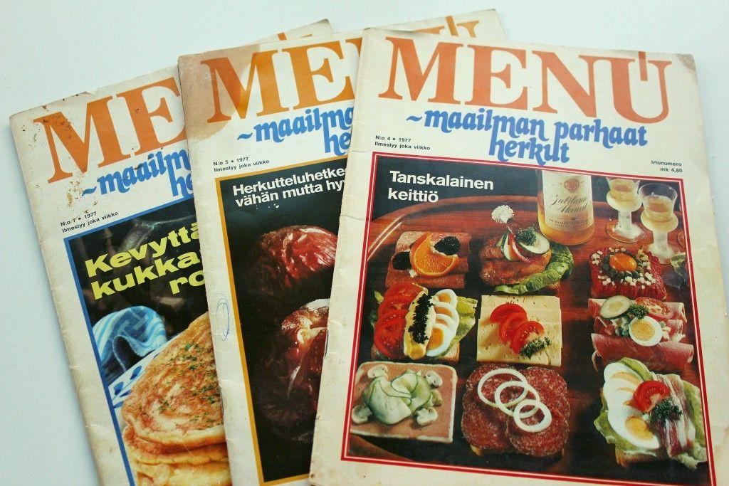 70-luvun ruoka