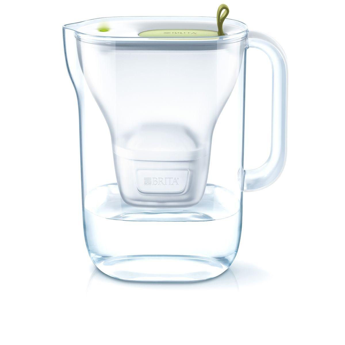 blanc Brita Marella XL Carafe d/'eau filtrante Maxtra