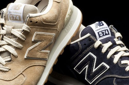 Our iconic New Balance 574