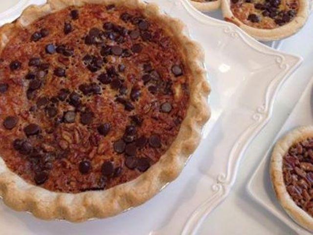 Race Day Pie The I 40 Buttermilk Sky Pie Shop Dessert Recipes Fun Desserts
