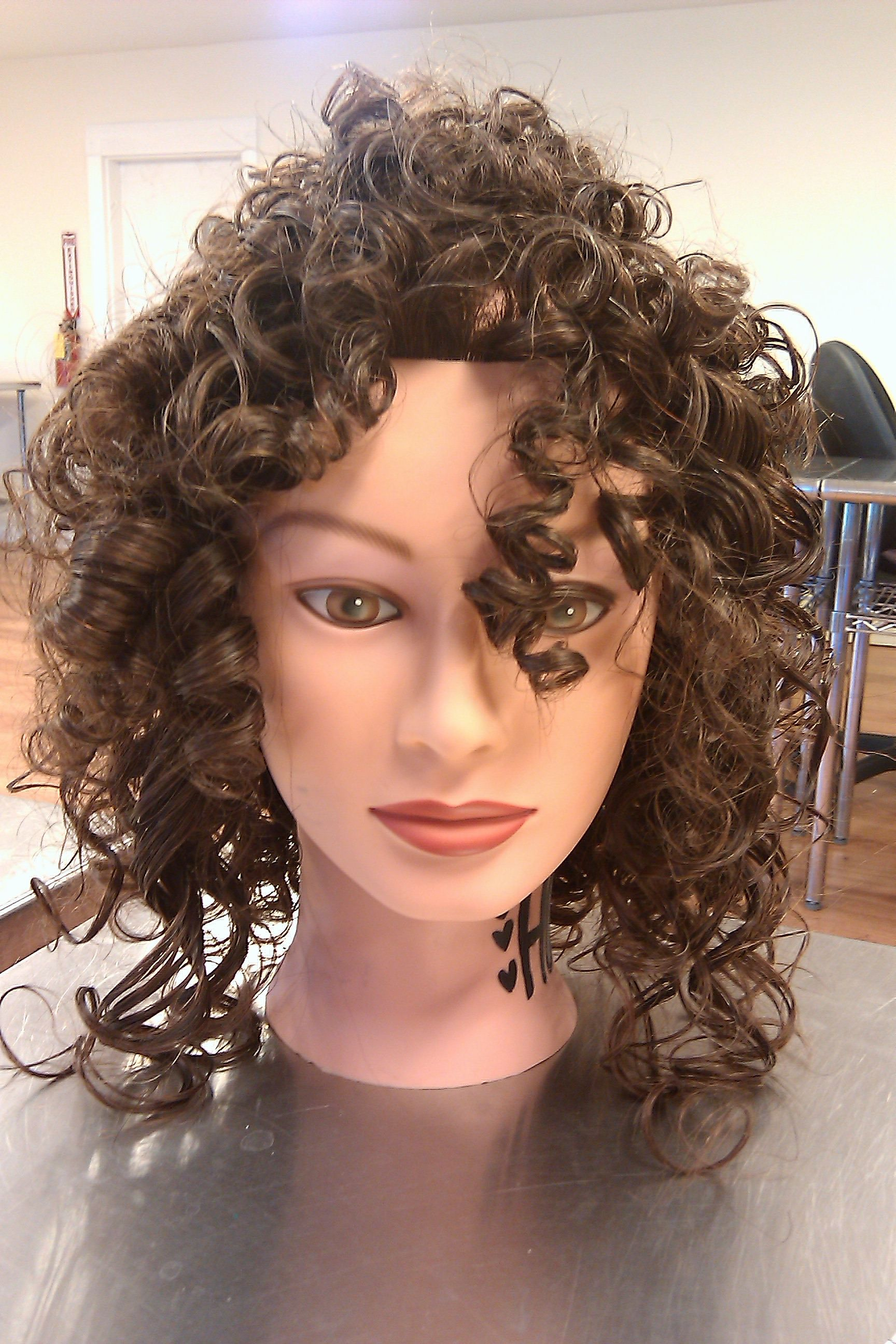 curly curls aka perms! | perms, big curls and perm