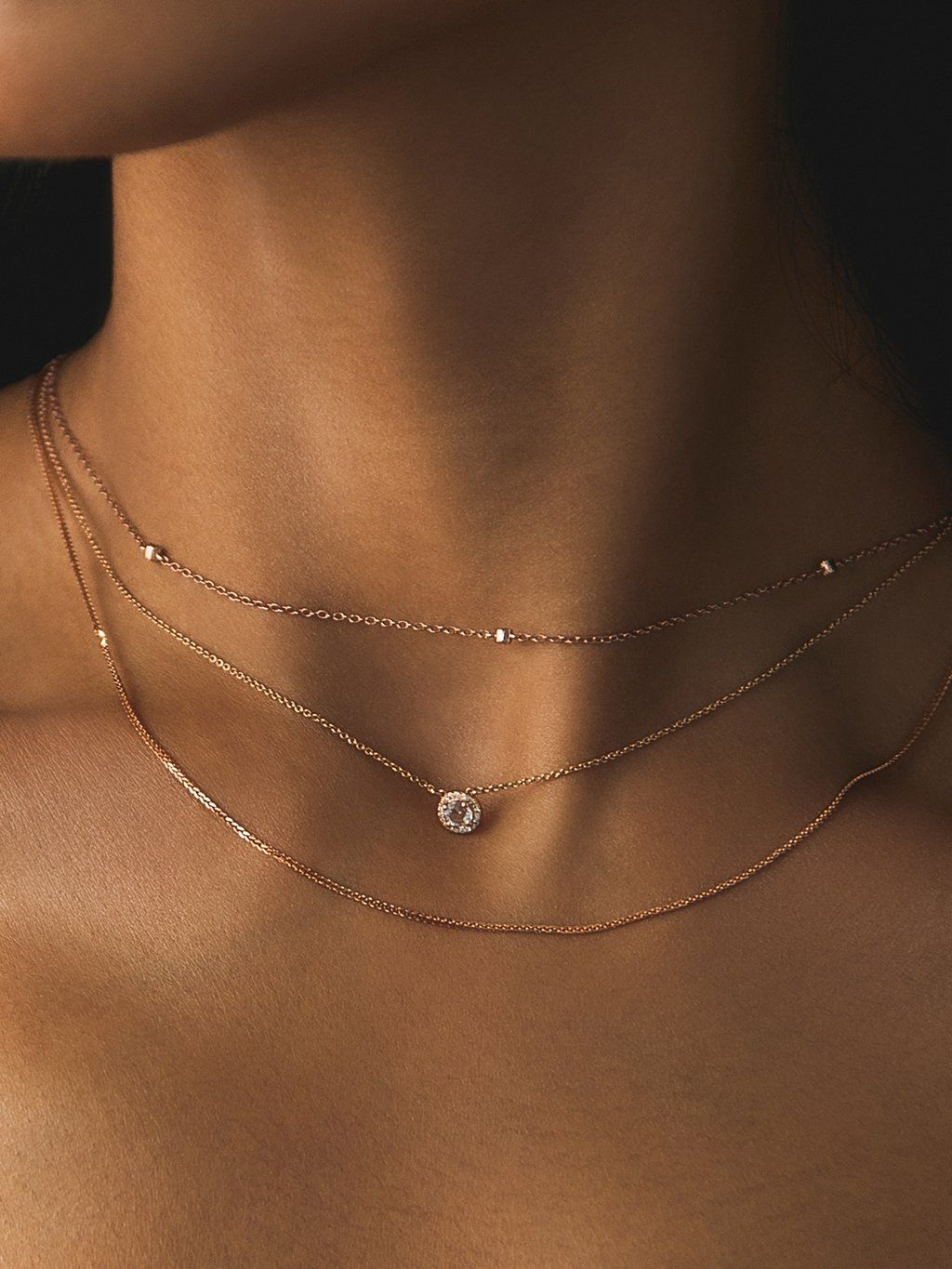 Photo of The Foxtail Chain – Après Jewelry