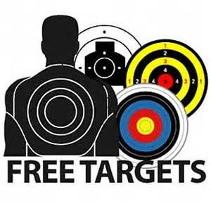 Sizzling image with regard to nerf targets printable