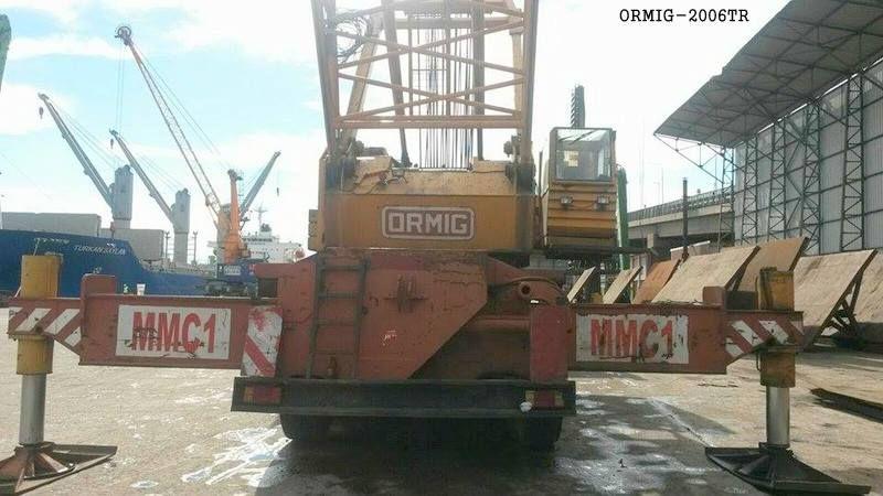 ORMIG 2006TR