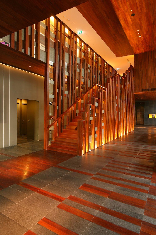 Lobby Staircase, Hansar Bangkok Hotel, www.hansarbangkok ...
