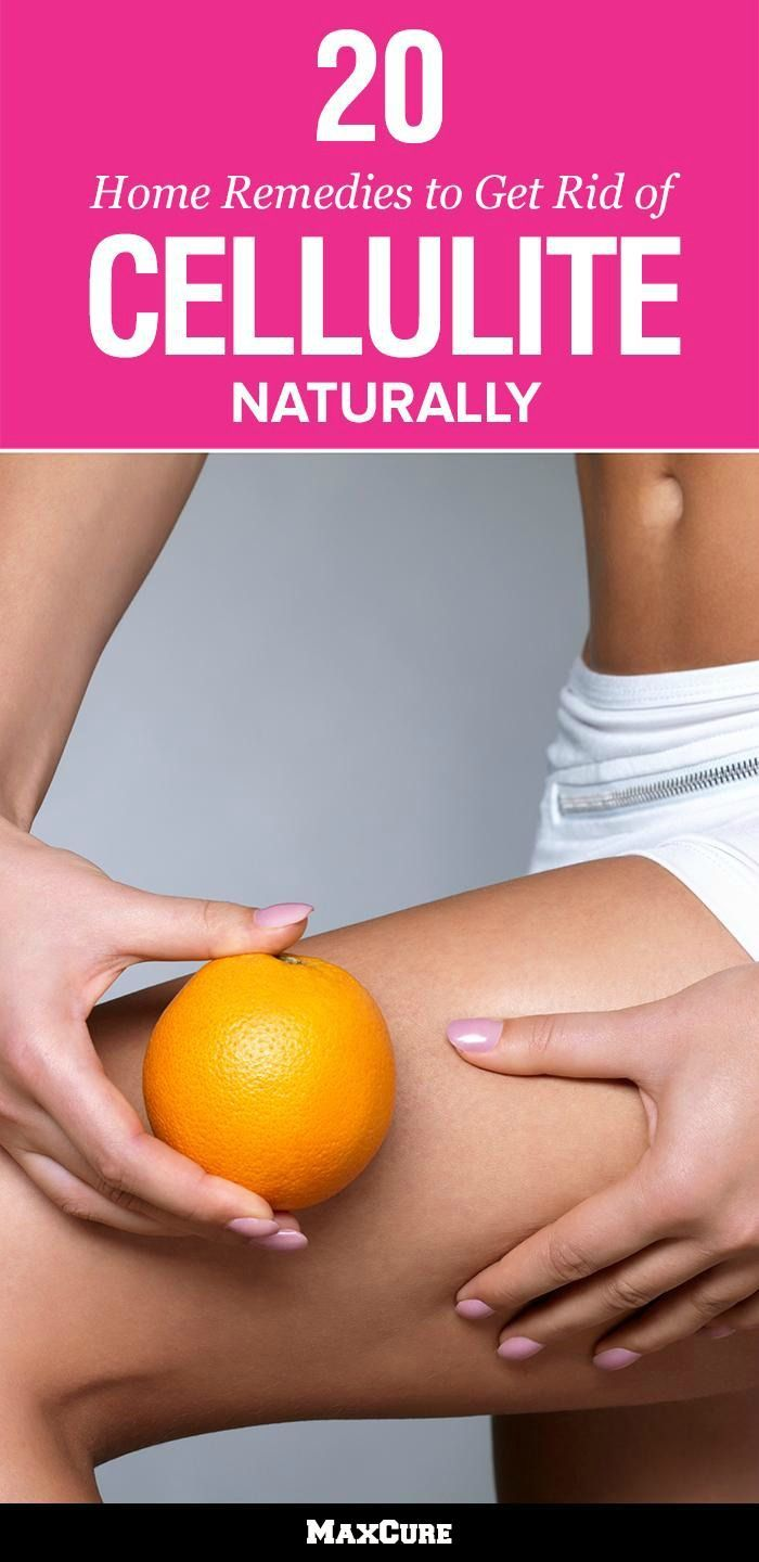Home Remedies to Get Rid of Cellulite look for the best home