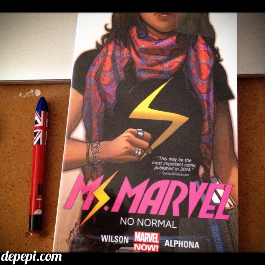 Geek Anthropology of Ms. Marvel http://www.depepi.com/2015/05/11/geek-anthropology-of-ms-marvel/?utm_content=buffer6375a&utm_medium=social&utm_source=pinterest.com&utm_campaign=buffer  #geekanthropology #popculture #comics #msmarvel #kamalakhan